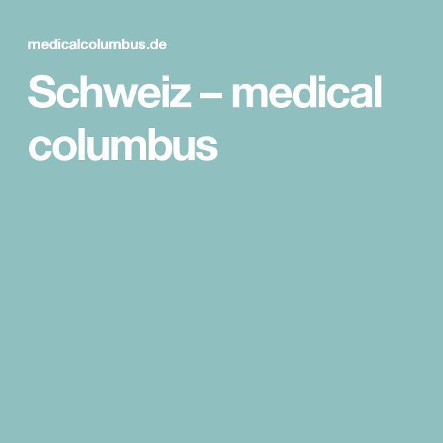 Schweiz – medical columbus