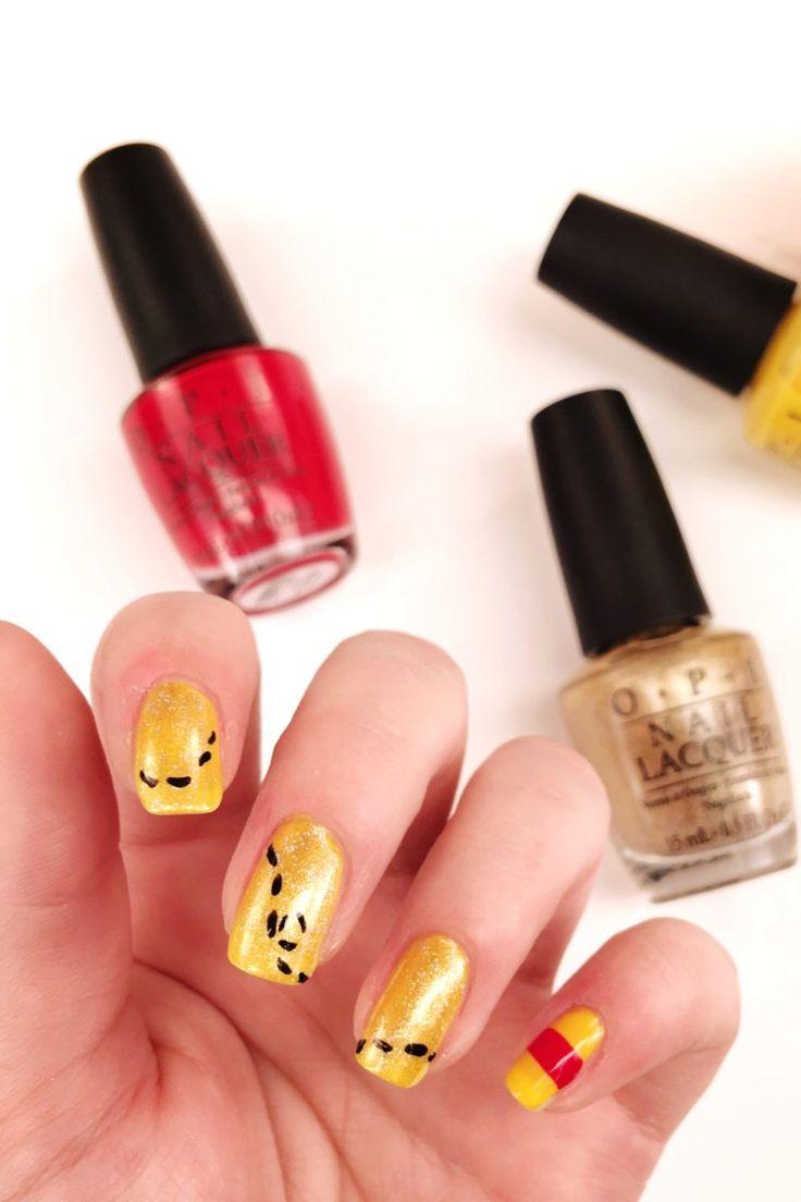 107 besten Nails Bilder auf Pinterest | Nageldesign, Nagelkunst ...
