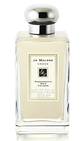 Jo Malone Pomegranate Noir : One of my daytime perfumes. Light and delicate. Not very noir but lovely!