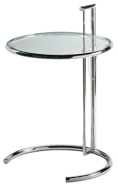 Circa Table Chrome