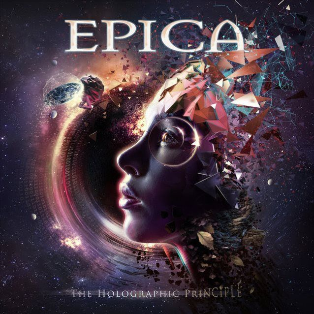 EPICA - ´The Holographic Principle´ - 2016 - Voto: 9,5