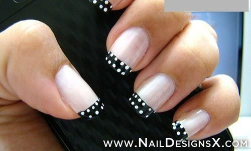 points 3 nail art
