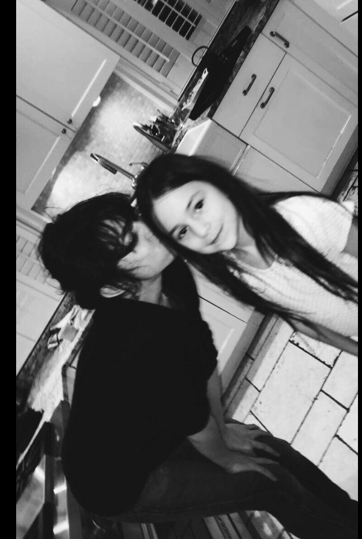 charlotte avec sa fille joe.  #charlotte gainsbourg #charlottegainsbourg