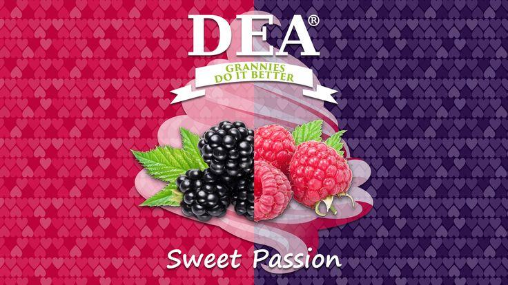 Aroma Sweet Passion di Granny Rita: un trionfo di squisita creama ai frutti rossi #aromiDEA