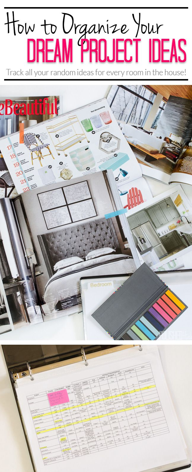 Home organization modern designs for every room