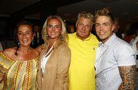 Drijft de liefde wig tussen Rachel en zoon André Jr.?|Prive| Telegraaf.nl