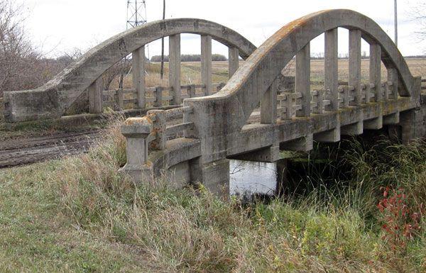 Newton Bowstring Arch Bridge