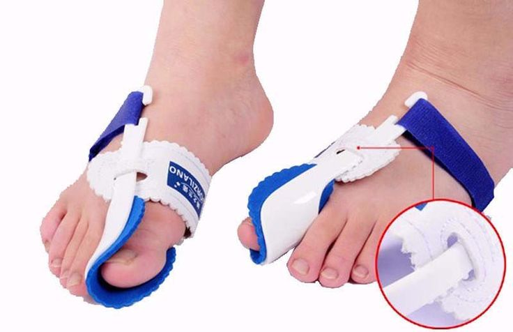 Orthopedic Bunion Corrector (wear at night) - Adjustable for multiple                       – Modern & New