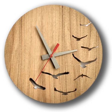 I think I have a thing for clocks... love this!