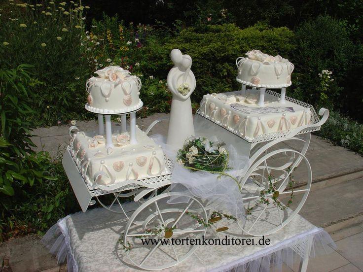 Kuchen und Torten Hochzeitstorten Bilder | Pinterest
