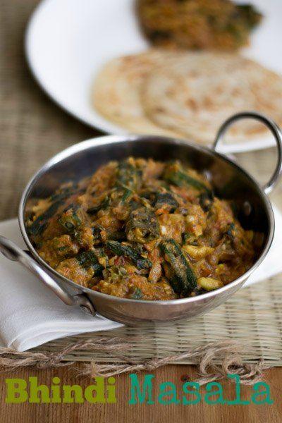 Bhindi Masala – kannamma cooks