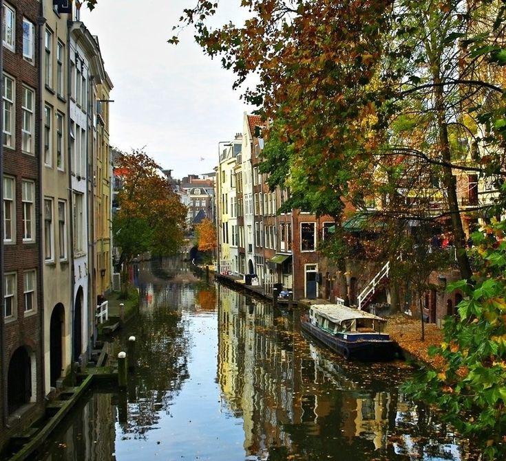 Naast 't mooiste huis van Utrecht