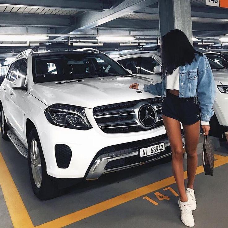 #mercedes #gle #coupe #car #girl #lit