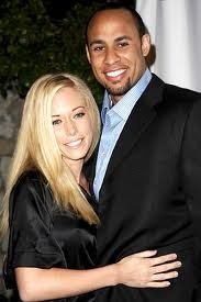 Kendra Wilkinson and Hank Baskett together since 08 and married since 09