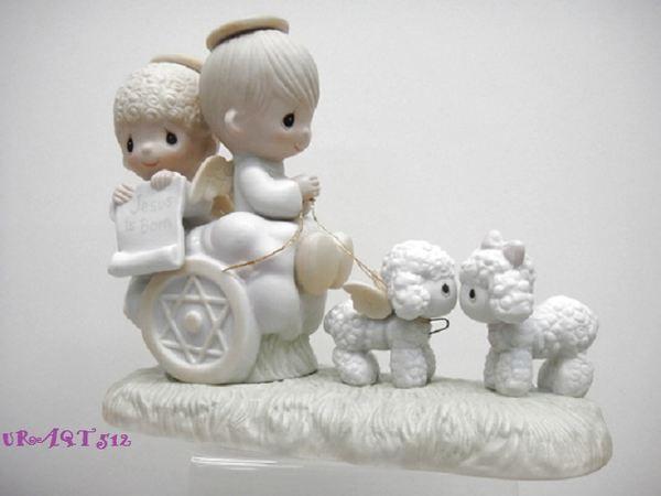 Precious Moments Rare Huge Jesus Is Born 1979 No