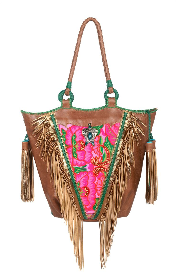 Bolsos Grandes - Indira Bag - World Family Ibiza