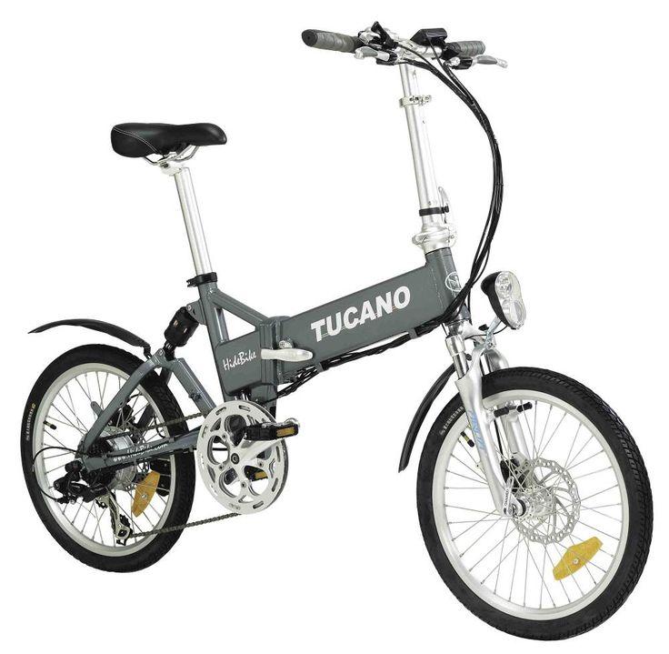 Hide Bike 20 sport  (bicicletas electricas Tucano)