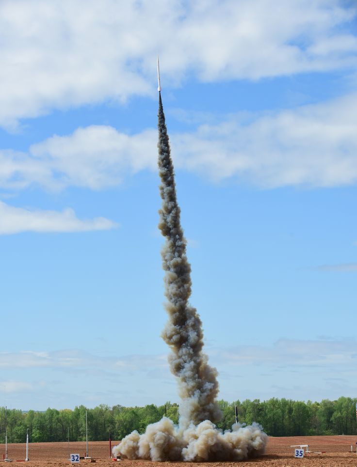Liftoff at NASA's 16th Annual Student Launch Challenge Follow @GalaxyCase if you love Image of the day by NASA #imageoftheday