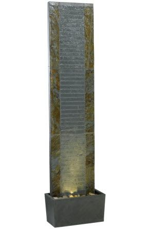 Lane Transitional Floor Fountain@ fountain crafters