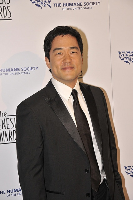 Tim Kang is my favorite actor/character on The Mentalist. Love him.