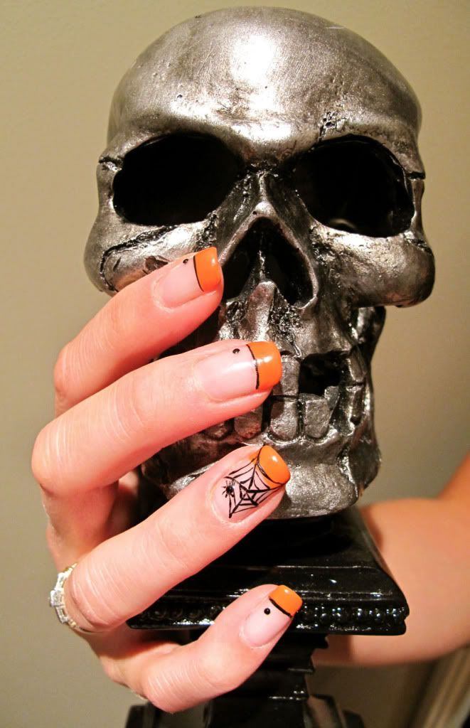 Other Halloween Nails!