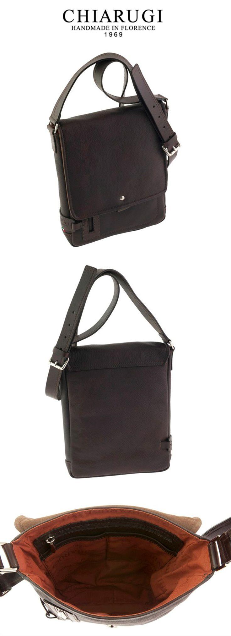 Borsa Chiarugi Firenze - borsa uomo in pelle #leatherbag #madeinitaly