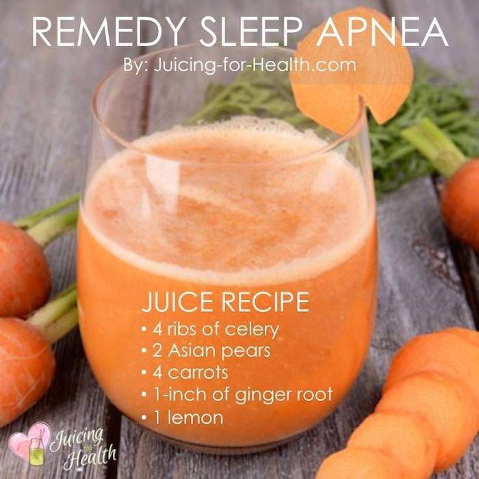 Remedy sleep apnea? I can see it would be healthy, but how would it keep the obstruction ooen?