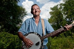 BillyRedden--original video of dueling banjos from Deliverence ==movie(1972)