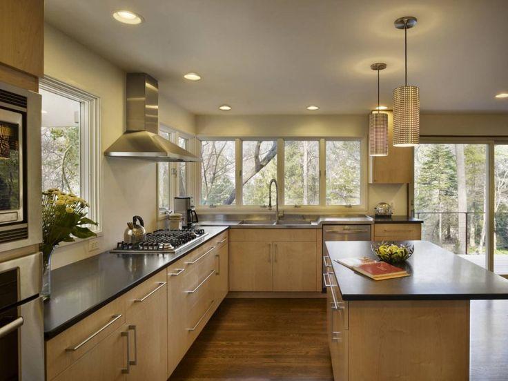 39 best Home Kitchen Designs images on Pinterest | Kitchens, Kitchen ...