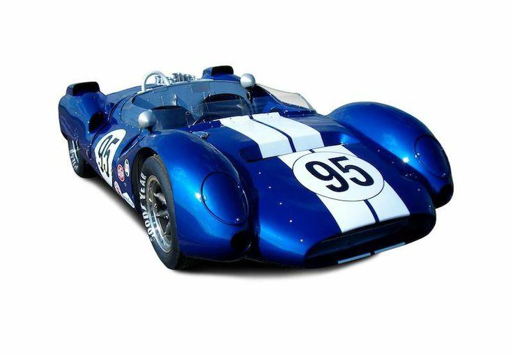 1963 Shelby Cooper Monaco King Cobra