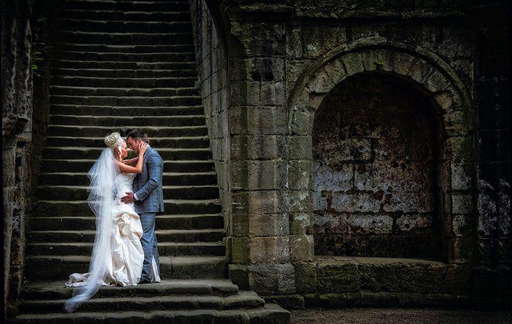 Fountains Abbey Wedding Photography » Bristo Photography