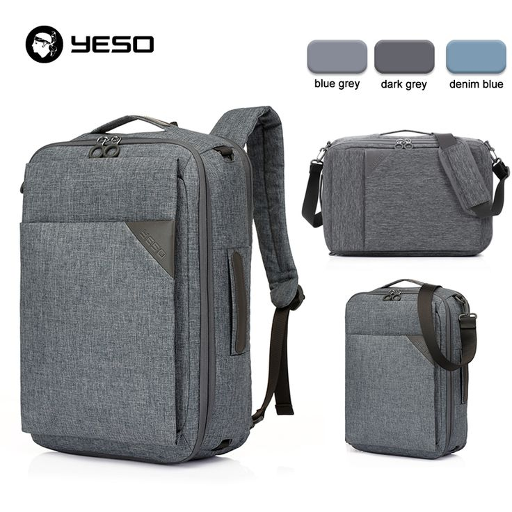 yeso men Yeso usb charging port waterproof laptop backpack with rain hat durable oxford for business men travel backpack women school bag.