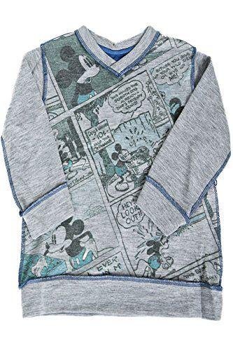 Womens Disney Couture Grey & Blue Walt Disney Reversible V Neck Jumper Size 2-3 Years Black @ niftywarehouse.com #NiftyWarehouse #Disney #DisneyMovies #Animated #Film #DisneyFilms #DisneyCartoons #Kids #Cartoons