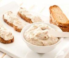 Receta Paté de dátiles y queso para TM31 y TM21 - Receta de la categoria Aperitivos y tapas