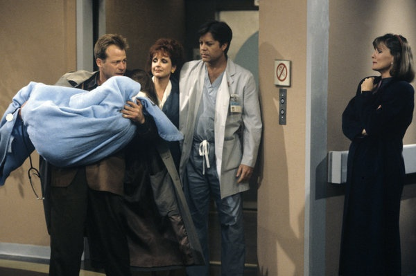 In 1993, Dominique (Shell Danielson) began to suffer from severe headaches and dizzy spells and she was diagnosed with an inoperable brain tumor and only months to live. 1990s #GH50