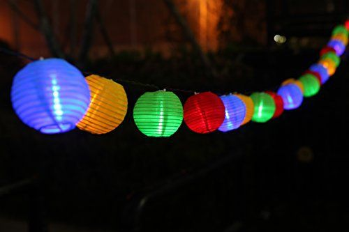 25 best ideas about guirlande exterieur led on pinterest Lumiere led jardin