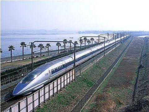 ▶ 581 Km por Hora-Tren Bala-Japón-Producciones Vicari.(Juan Franco Lazzarini) - YouTube