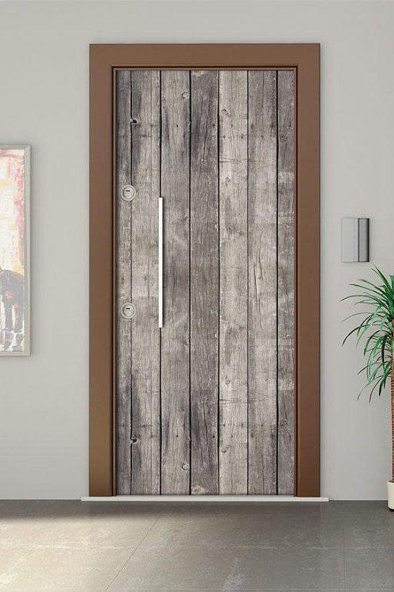 1000 ideas about door murals on pinterest garage doors - Garage door vinyl wrap ...