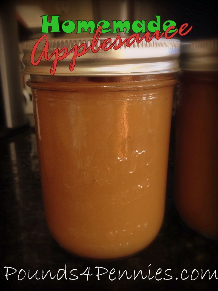 Easy Applesauce recipe. Add apples + Slow Cooker = 7-9 Hours. That is it to the easiest applesauce recipe ever!
