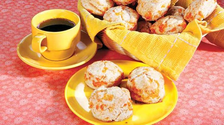 Cheddar Scone Biscuits