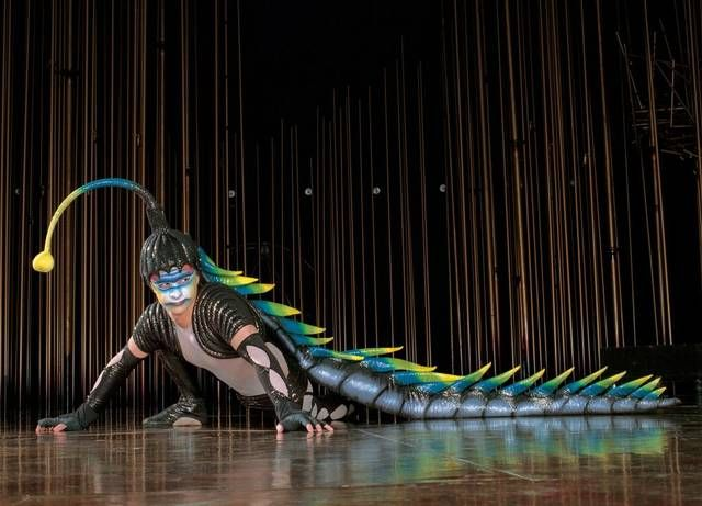 "Cirque du Soleil's latest production is based on the adventures of Icarus, who falls from the sky into the lush, wondrous world of Varekai, which means ""wherever"" in the Romani language of the nomadic wanderers. It's running through Aug. 23 at the BB&T Center."
