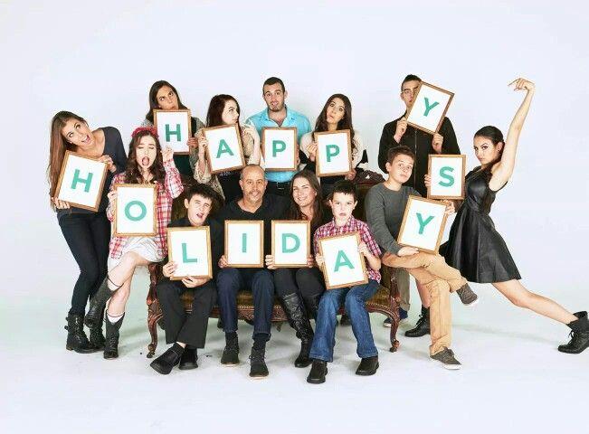Cimorelli Family