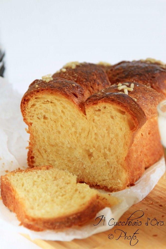 Pan brioche senza impasto con lievito madre_il cucchiaio d'oro