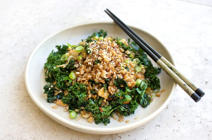 With just a few simple ingredients you can turn the not-so-healthy traditional fried rice into a superfood-filled complete meal.  Two new studies just reported that including more wholegrains into …