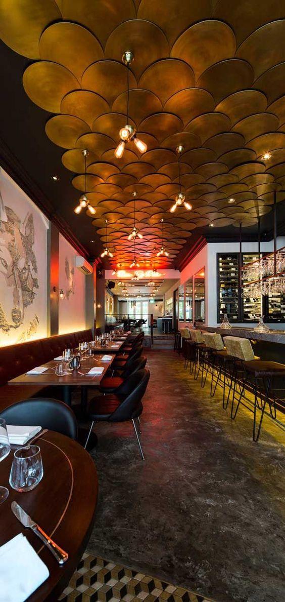 636 besten restaurants weltweit bilder auf pinterest for Innenarchitektur restaurant