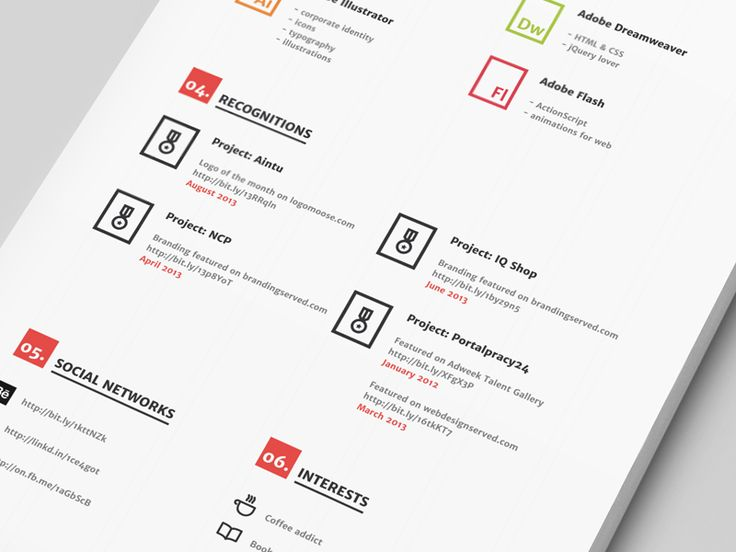 131 best Job Seekers HERE images on Pinterest Resume design - entry level graphic design resume