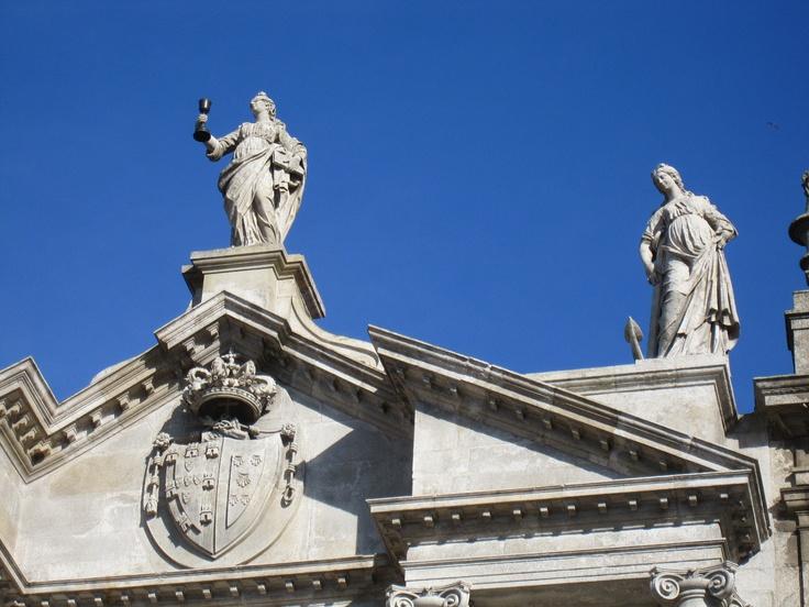 Faith and Charity Statue: Francisco Church, Terceiros De, Francisco Terceiros, Dos Terceiros, Igreja Dos