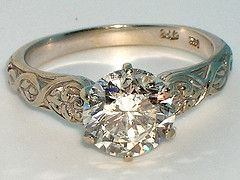 Celtic ring, beautiful as a ring or an engagement