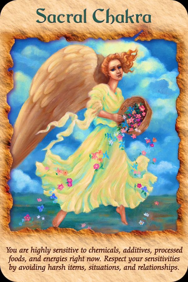 doreen virtue how to hear your angels