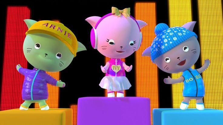 Three Little Kittens Episode 2 - Still from video by #HuggyBoBo  Watch on YouTube https://youtu.be/lxwdOH7sols via @huggybobo